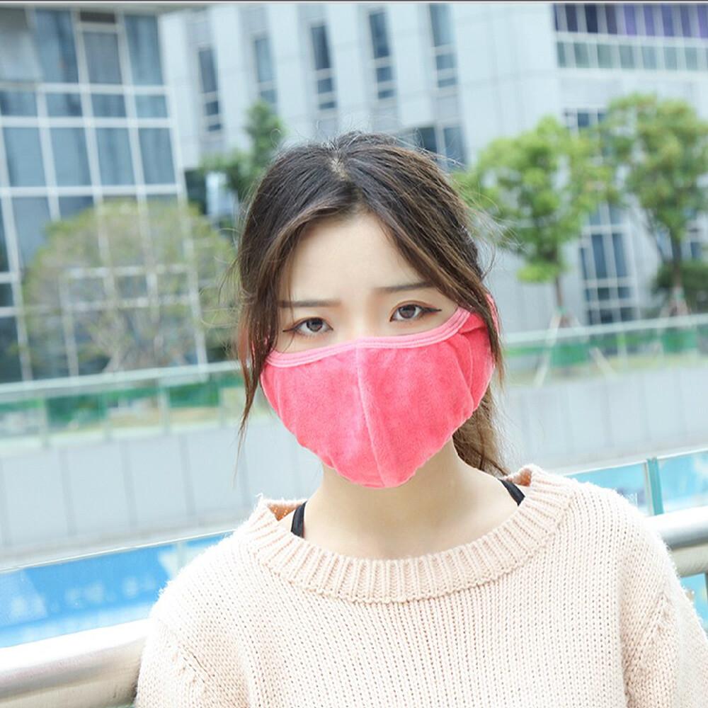 e.city_可水洗戶外防風保暖護耳口罩