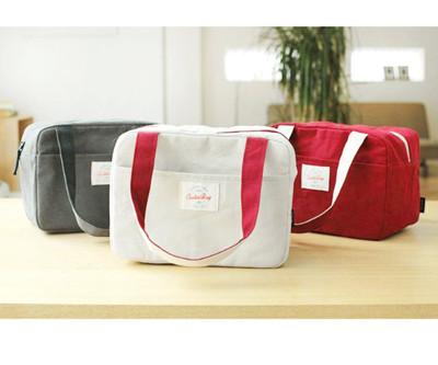 E.City 日式加厚鋁膜手提保溫保冷野餐包 (3.3折)