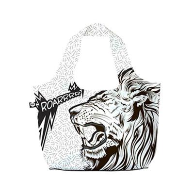 【BG Berlin】摺疊環保袋-獅吼 (10折)
