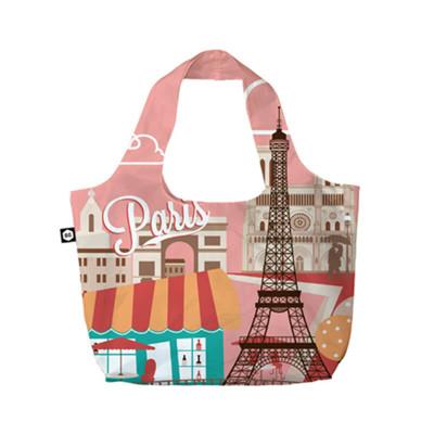【BG Berlin】摺疊環保袋-巴黎 (10折)