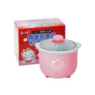 genki bebi 元氣寶寶 寶寶副食品料理燉鍋-粉 (6.1折)