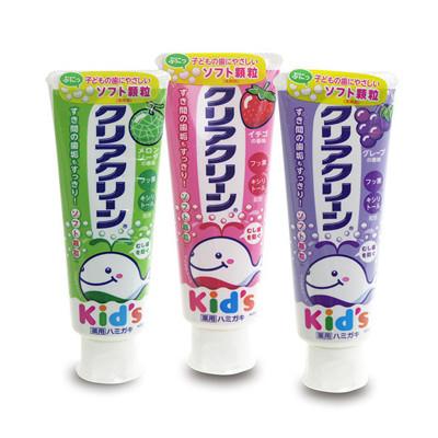 日本花王兒童牙膏 (1.3折)