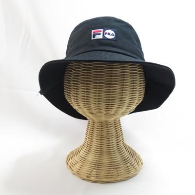 fila 小logo 寬帽簷 漁夫帽 運動帽 htu5210bk 黑色isport愛運動 - 下單前 (9.3折)