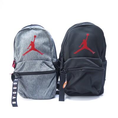 JORDAN 雙肩後背包 中款 JD2013010TD00- 2色 正黑/岩灰 【iSport愛運動 (9.3折)