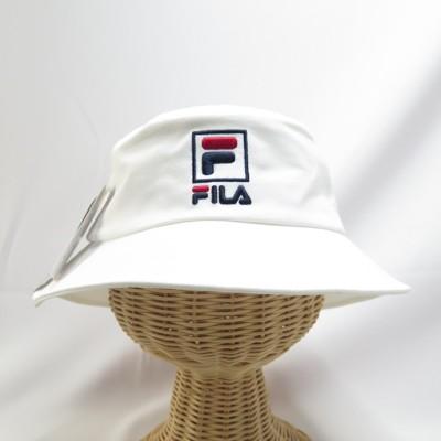 fila 寬帽簷 漁夫帽 運動帽  htv1203wt 白色isport代購 - (9折)