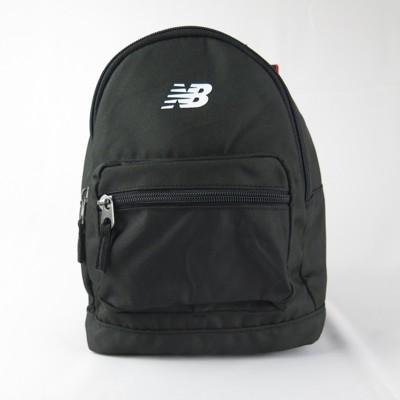 new balance經典款 mini休閒後背包 500327010 黑 28x23x11cm (7.9折)