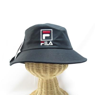 fila 寬帽簷 漁夫帽 運動帽  htv1203bk 黑色isport代購 - (9折)