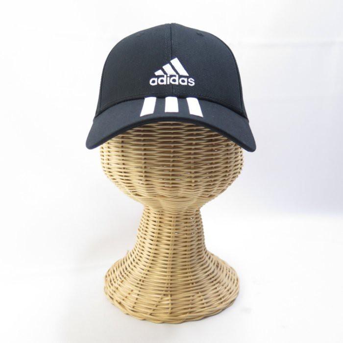 adidas bball 3s cap ct 老帽 棒球帽 fk0894 黑 單一尺寸 後可調isp