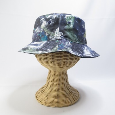 new era 衛星地球 earth 漁夫帽 ne12507592isport愛運動 - m/l下標 (9.5折)