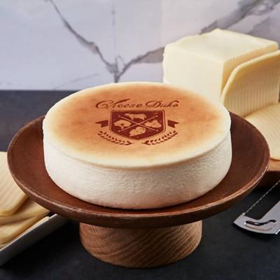 【起士公爵】純粹原味乳酪蛋糕 6吋(含運費) (7.7折)
