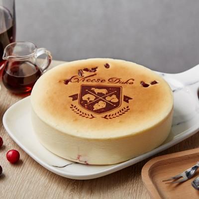 【起士公爵】楓糖蔓越莓乳酪蛋糕 6吋(含運費) (6.8折)