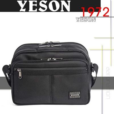YESON - 五隔層可置7吋平板電腦休閒包 MG-36610 (5折)