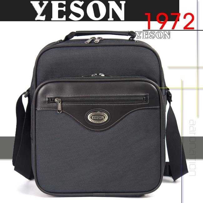 yeson - 直立三隔層設計公事包 mg-3296