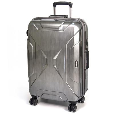 eminent 雅仕20吋 太空艙髮絲紋旅行箱-二色可選(ura-9f7-20-鐵灰) (6.5折)