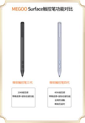 手寫筆 Surface感應筆pen手寫筆pro7/6/5/4/3觸控筆go感壓筆4096鋼筆 (5折)
