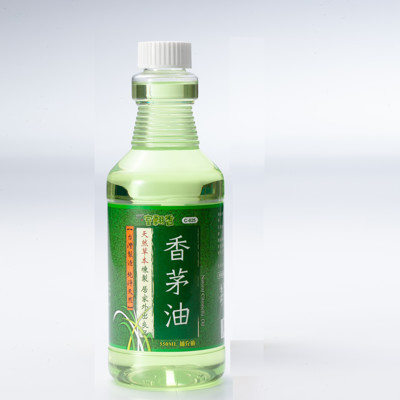 【室翲香】天然香茅油 550ml家庭號 補充瓶 熱銷 買多優惠 台灣製 驅蟲 防蚊 (5.8折)
