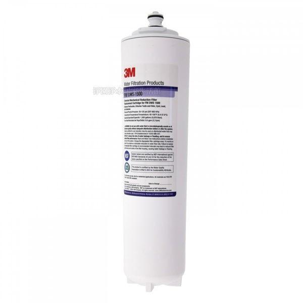3m dws1500 除鉛型替換濾心(0.5微米nsf認證可生飲) (處理水量5678公升)