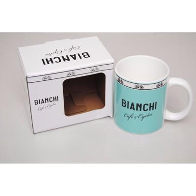 【速度公園】原廠 BIANCHI 義大利製 馬克杯 Bianchi綠 特有湖水綠 tiffany 公 (10折)