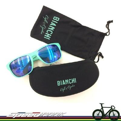 【速度公園】義大利 Bianchi 太陽眼鏡 運動眼鏡 防風 抗UV 自行車 單速車 公路車 復古風 (10折)