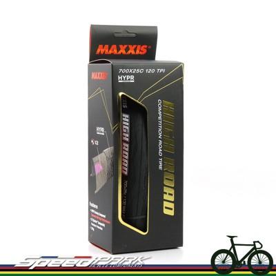 【速度公園】Maxxis High Road 公路車競賽胎 700x25C/23C Kevlar防刺 (10折)