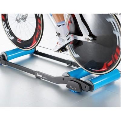 【速度公園】Tacx T1100 滾筒式 訓練台 滾筒前後滑動設計,模擬路感佳 滑動式支架,方便收納 (10折)