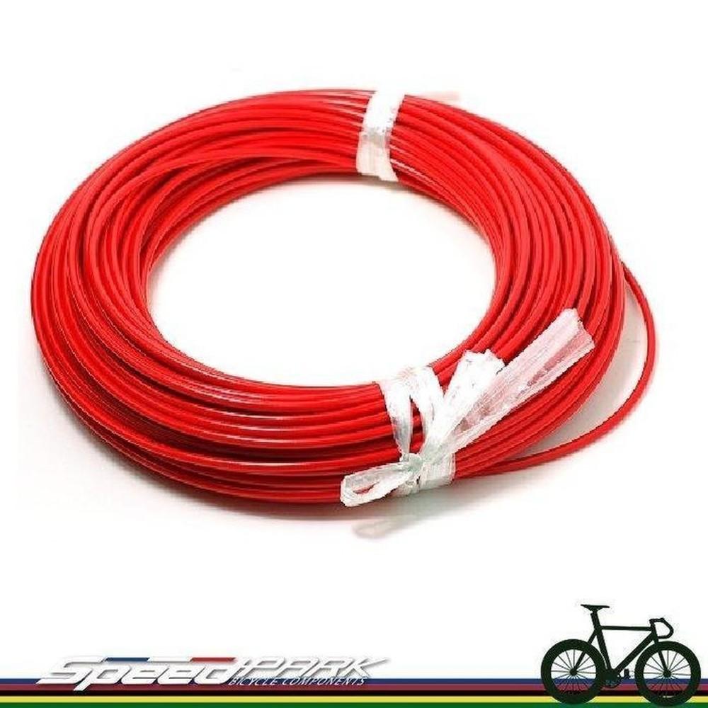 速度公園 新款 jagwire (紅色) l3 外管.煞車線5mm.變速線4mm 公路車 登山車 小