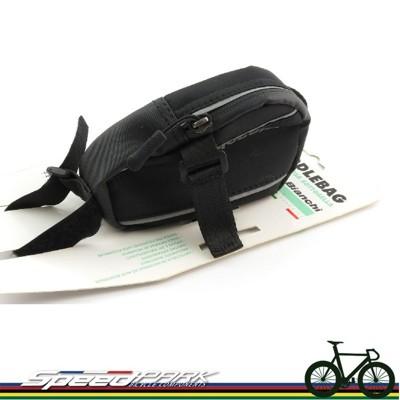 【速度公園】義大利 Bianchi SADDLEBAG Solo C9451070 自行車座墊包 綁 (10折)