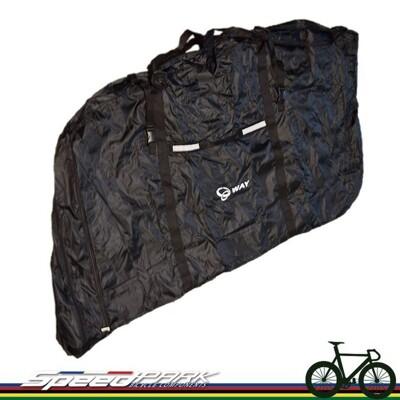 速度公園 WAY 700C 26吋 XL 加大型 攜車袋 公路車 登山車 單速車 專用 可收納 車袋 (10折)