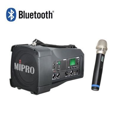 MIPRO 超迷你無線喊話器(藍芽版)MA-100SB(加贈包包) (7.9折)