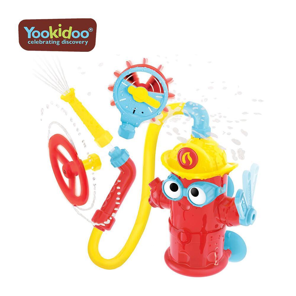 yookidoo 以色列 洗澡/ 戲水玩具 - 百變消防小英雄