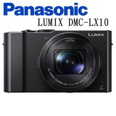 【Panasonic】DMC-LX10 4K類單眼相機(公司貨) (8折)