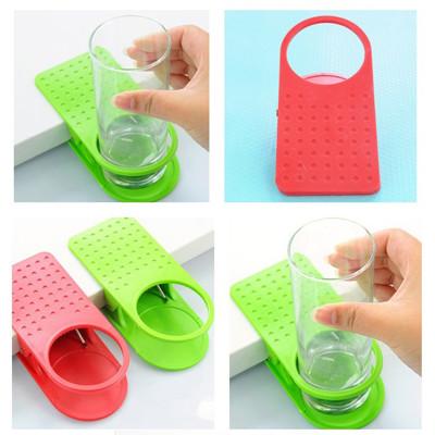 創意桌邊水杯夾 (2.2折)