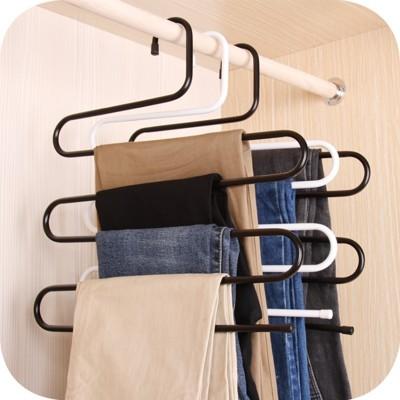 多功能超耐重五件式褲架 (4.5折)