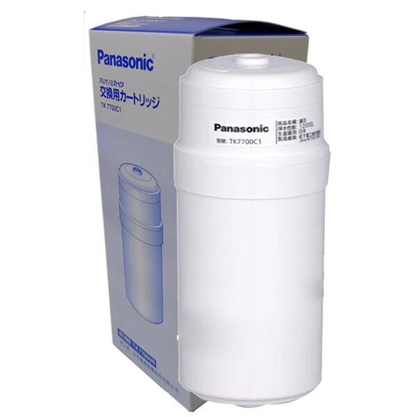 panasonic國際牌電解水機專用濾芯tk-7700c1(台灣松下進口公司貨)