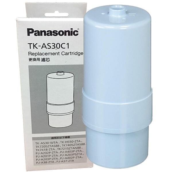 panasonic國際牌電解水機專用濾芯tk-as30c1(台灣松下進口公司貨)