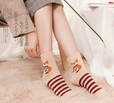 中統男女款羊毛襪 (0.5折)