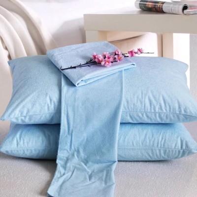防水專家 防水枕頭套 50*70CM 防水 防汗 防過敏 抗菌竹纖維材質 (3.2折)