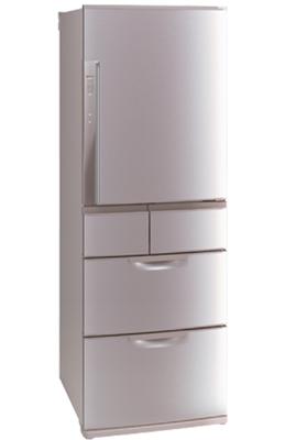 MITSUBISHI  三菱 525公升 五門 變頻電冰箱 MR-BXC53X-N-C(粉鑽銀) (8.8折)