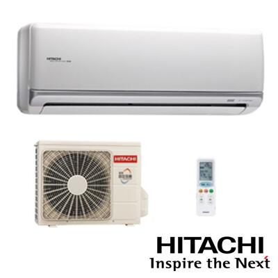 (含基本安裝)日立變頻冷暖壁掛分離式1對1 RAS-110NX1/RAC-110NX1 (9折)