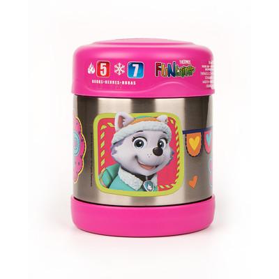 【美國膳魔師THERMOS】汪汪隊女孩 迪士尼不鏽鋼悶燒罐290ML (7.7折)