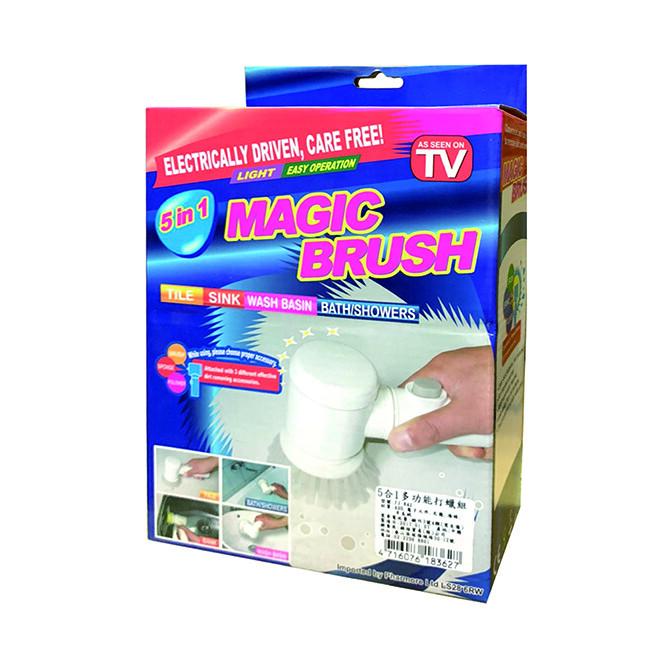 magic brush 5合1多功能打蠟組 fj-842