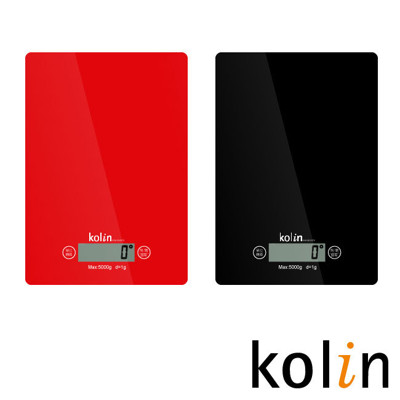 Kolin 歌林 玻璃料理電子秤 KWN-SH201FD (7.4折)