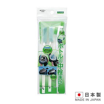 MAMEITA 日本製 保溫瓶中栓纖維清洗刷具組 KB807 (5折)