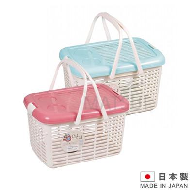 CielCiel 日本進口多用途置物箱(紅/藍 顏色隨機) IN-D251 (6.9折)