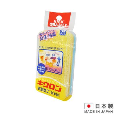 SEIWA-PRO 日本製造 三層抗菌防臭海綿 K-071280 (6.8折)
