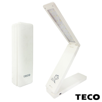 TECO東元 攜帶式LED摺疊燈XYFDL504 (6.6折)