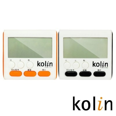 Kolin歌林 中文字幕多功能計時器KGM-SH02 (7.3折)