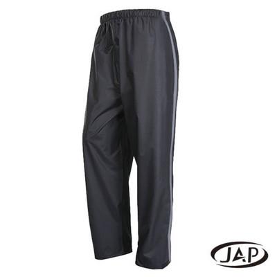 JAP 3D立體反光透氣網雨褲-黑色 YW-R115 (5.4折)