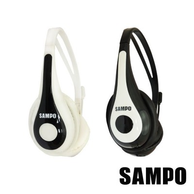 SAMPO聲寶 頭戴式電腦耳機麥克風EK-YF52CH (7.5折)