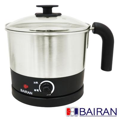 白朗BAIRAN 不鏽鋼快煮美食鍋FBSP-D06 (7.4折)